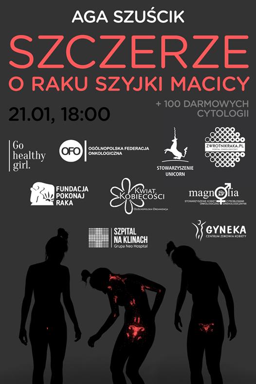 Europejski Tydzień Profilaktyki Raka Szyjki Macicy  18-23.01.2021.